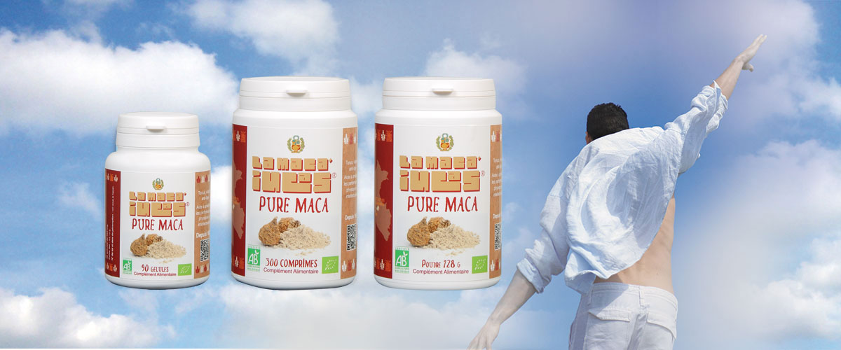 Maca'Incas Pure
